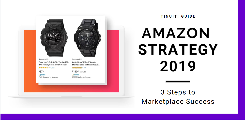 Amazon Strategy 2019: 3 Steps to Marketplace Success