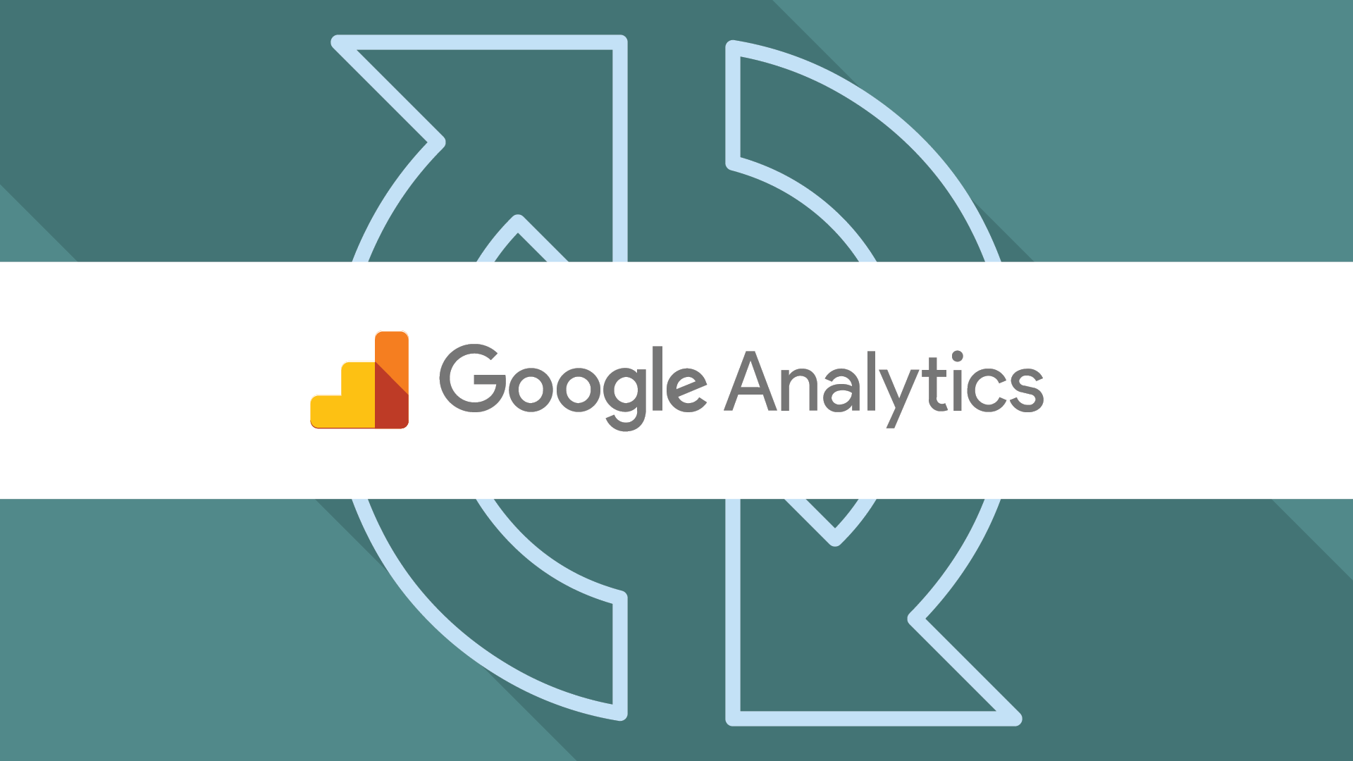Google Analytics update!